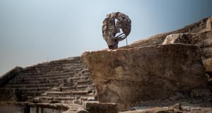 Утре изложба на Петар Хаџи Бошков во археолошкиот локалитет Стоби