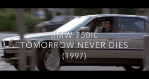 BMW покажа три уникатни модели Е38 750iL, меѓу кои и автомобилот на Џејмс Бонд