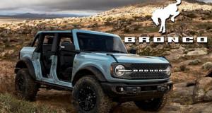 Ford Bronco стигнува во Европа
