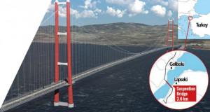 Прекрасен мост кој спојува два континенти и руши рекорди