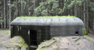 Чешка: Продажба на бункери од Втората светска војна