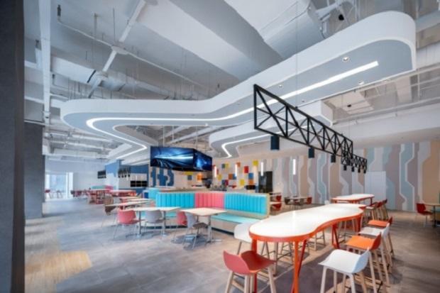 Канцеларија која е работно место на иднината