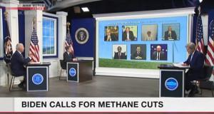 Бајден ги повика светските челници да ги намалат емисиите на метан