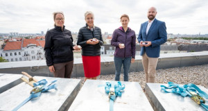 Покривот на студенстски дом во Виена ќе биде живеалиште за 200.000 пчели