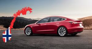 Норвешка: Веќе од 2022 можно е купување само на електричен автомобил?