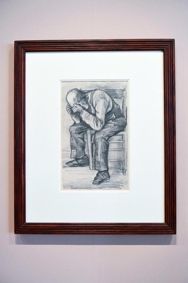 Холански музеј претстави досега непознато дело на Ван Гог цртано со столарски молив
