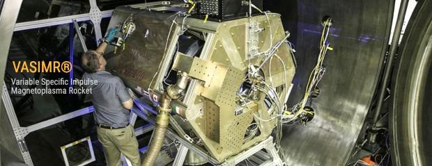 Нова нуклеарна ракета која може да стигне на Марс за еден месец