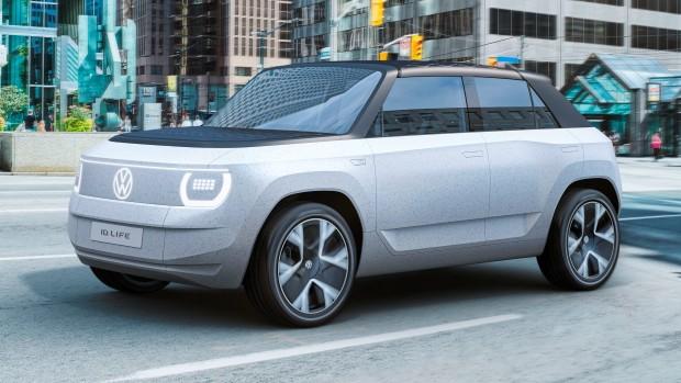 Volkswagen Showcar ID.LIFE