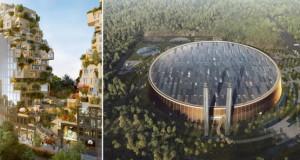 Пет најдобри зелени згради во светот во 2021 година