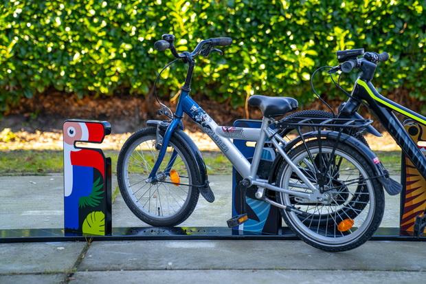 Рedal.clip – холандска иновација во паркинзите за велосипеди