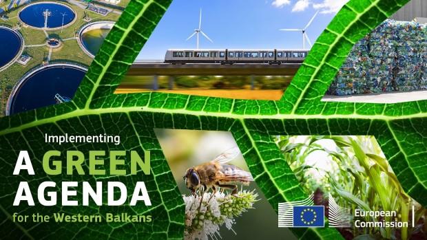 Донесен Акциски план за Зелената агенда за Западен Балкан