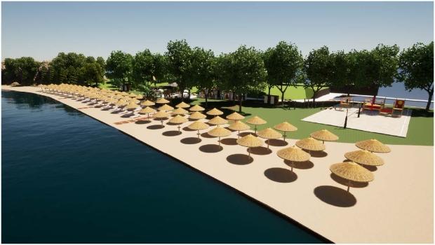 На конкурсот за плажите во Охрид, пристигнати се само две безидејни идејни решенија