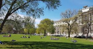 Виена во зелена офанзива