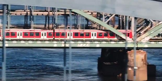 Првиот воз без возач сообраќа низ Хамбург во Германија